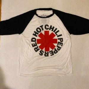 Red Hot Chili Peppers 2017 Tour Shirt